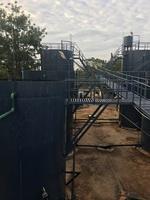 100吨/天酿酒废水处理设备