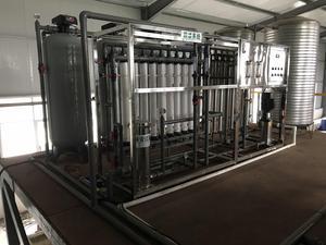100吨/天电镀废水处理设备